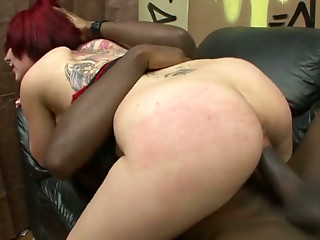 Interracial,Big Cock,Big Boobs,Black and Ebony,Hardcore,MILF,Redhead,Tattoo,Shaved