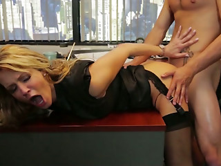 Office,Babe,Stockings,Doggystyle,Big Boobs,Blonde,Blowjob,Brunette,Hardcore,Lingerie,MILF,Secretary
