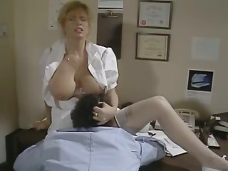 Doctor,Nurse,Vintage,Big Boobs,Blonde,Brunette,MILF,Stockings,Uniform
