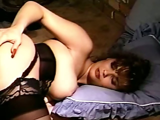Double Penetration,MILF,Vintage,Doggystyle,Anal,Big Ass,Big Boobs,Blowjob,Brunette