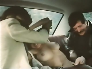 Double Penetration,Brunette,Hardcore,MILF,Public Nudity,Reality,Threesome,Vintage,Car Sex