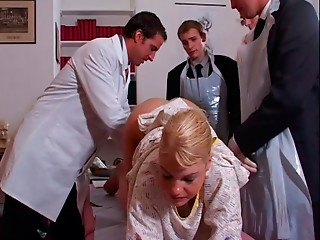 Doctor,Shaved,Funny,Hardcore,Uniform,Big Ass,Blonde,MILF,Sex Toys