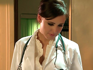 MILF,Doctor,Uniform,Big Boobs,Brunette,Lesbian,Pornstar,Big Ass