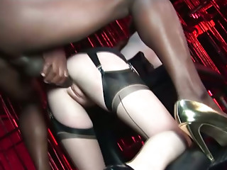 Doggystyle,BDSM,Shaved,Big Ass,Big Boobs,Big Cock,Black and Ebony,Brunette,Hardcore,High Heels,Interracial,Stockings
