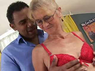 Grannies,Black and Ebony,Big Cock,Interracial,Big Boobs,Blonde,Blowjob,Glasses,Small Tits