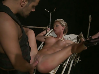 BDSM,Big Ass,Big Boobs,Blonde,Fetish,Hardcore,MILF