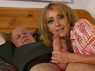 69,Blonde,Blowjob,Housewife,Mature,MILF,Voyeur,Wife