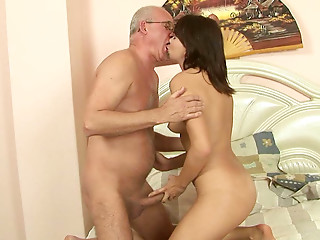 Old and young,Teen,Slut,Masturbation,Blowjob,Brunette,Hardcore,Mature,Sex Toys,Small Tits