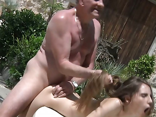 Pissing,Brunette,Mature,Old and young,Small Tits,Teen,Shaved