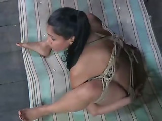 BDSM,Latina,Sex Toys,Small Tits