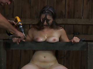 BDSM,Brunette,Natural