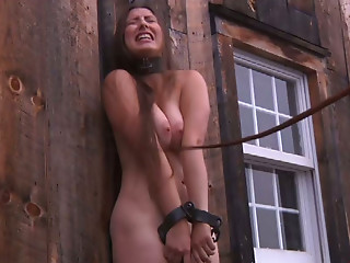 BDSM,Sex Toys,Big Boobs,Blonde,Hardcore,Outdoor