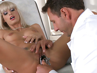 Doctor,Blonde,Pornstar,Reality,Small Tits,Shaved