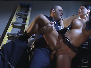 Uniform,Ass licking,Doggystyle,Big Ass,Babe,Big Boobs,Brunette,Cumshot,Facial,Hardcore,Latina,Office,Pornstar
