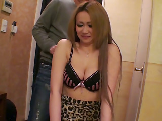 Horny and dirty Yurina tongues and rides cock