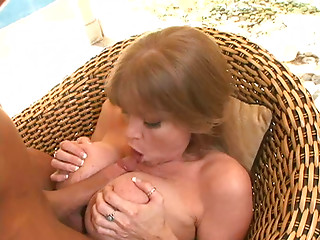 Titfuck,Mature,Big Boobs,Blonde,Blowjob,Hardcore,MILF,Outdoor