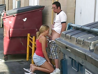 Outdoor,Blonde,Blowjob,Hardcore,Public Nudity,Voyeur,Doggystyle,Couple