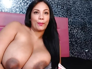 Natural,Nipples,Big Boobs,Latina