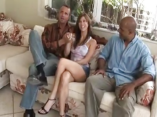 Cuckold,Wife,Big Cock,Interracial,Mature