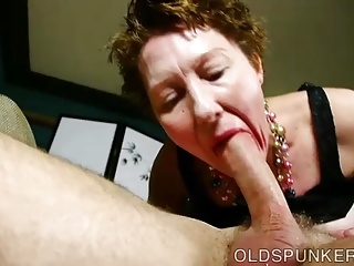 Old and young,Big Boobs,Big Cock,Blowjob,Cumshot,Mature,MILF
