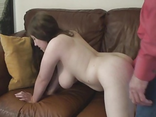 Natural,Big Ass,Spanking,Big Boobs