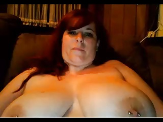 Wife,Amateur,Big Boobs,Blowjob,Redhead
