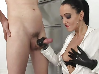 Mature,Smoking,Old and young,Handjob,High Heels,MILF,Stockings,Masturbation