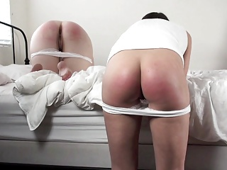 Spanking,Oiled,Big Ass