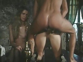 Vintage,Blowjob,Cumshot,Group Sex,Threesome