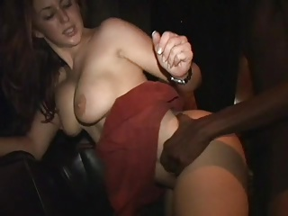 Party,Public Nudity,Black and Ebony,Big Ass,Big Boobs,Brunette,Hardcore