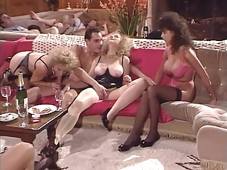 Vintage,Big Boobs,Group Sex,Teen