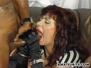Amateur,Big Boobs,Cumshot,Facial,Group Sex,Mature,MILF