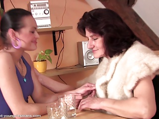 Grannies,Lesbian,Mature,MILF,Old and young,Teen