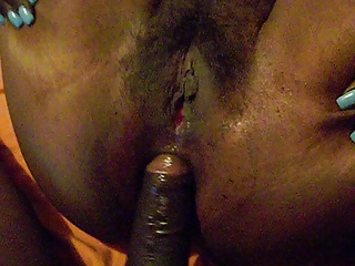 Black and Ebony,Anal