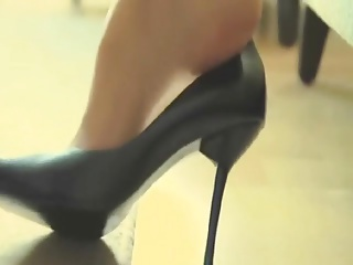 High Heels,Stockings,Foot Fetish,Fetish