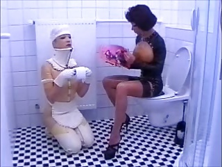 Latex,Bathroom