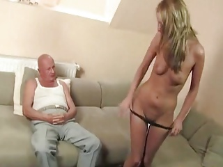 Old and young,Blonde,Cumshot,Daddy,Grannies,Mature,Teen