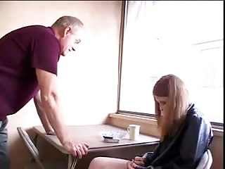 Teen,Daddy,Old and young,Small Tits,Redhead,Anal,Facial,Hardcore,Mature