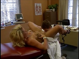 Doctor,Big Cock,Blonde,Blowjob,Hardcore,MILF,Doggystyle
