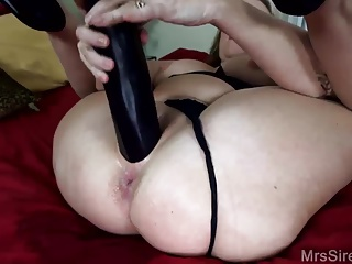 Gaping,Big Boobs,Wife,Fisting,Sex Toys