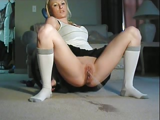Squirting,Amateur,Blonde,Homemade
