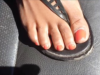 Fetish,Foot Fetish,Amateur,Black and Ebony