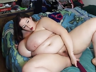 Webcam BBW Anal Play 1
