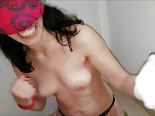 Amateur,Blowjob,Brunette,Homemade,Socks