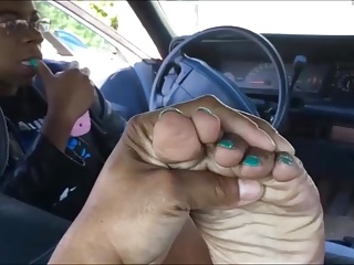 Amateur,Black and Ebony,Fetish,Foot Fetish