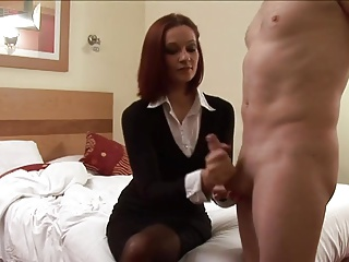 Femdom,Softcore,Spanking