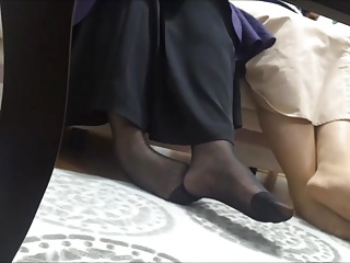 Arab,Fetish,Foot Fetish,Nylon