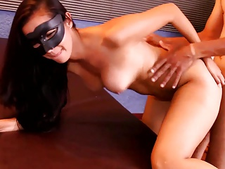 Masked,Cumshot,Doggystyle,Close-up