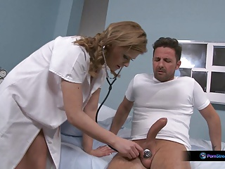 Doctor,Anal,Blonde,Blowjob,Cumshot,Big Boobs