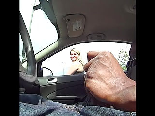 Flashing,Mature,Teen,Voyeur,Car Sex
